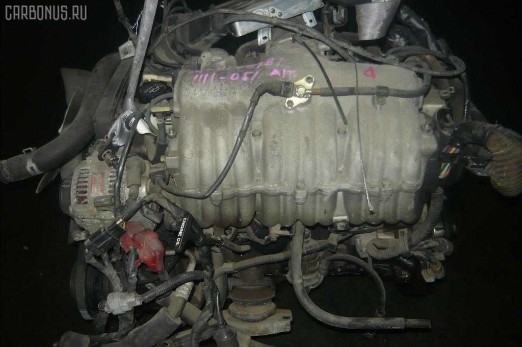 Двигатель TOYOTA CHASER GX81 1G-GE. Фото 3