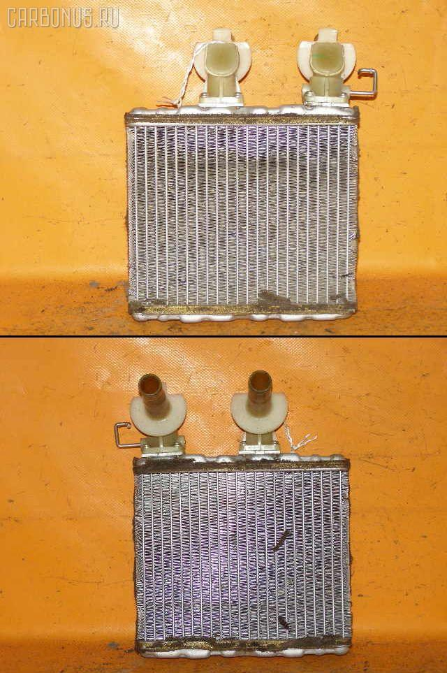 Радиатор печки NISSAN MARCH K11 CG10DE. Фото 1