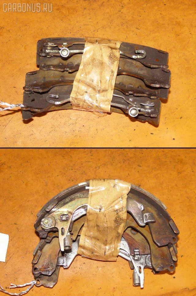 Тормозные колодки TOYOTA CAMRY SV40 4S-FE. Фото 5