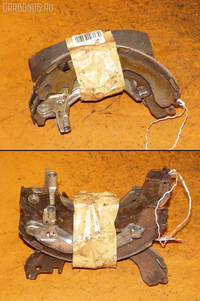 Тормозные колодки TOYOTA CALDINA AT211G 7A-FE. Фото 9