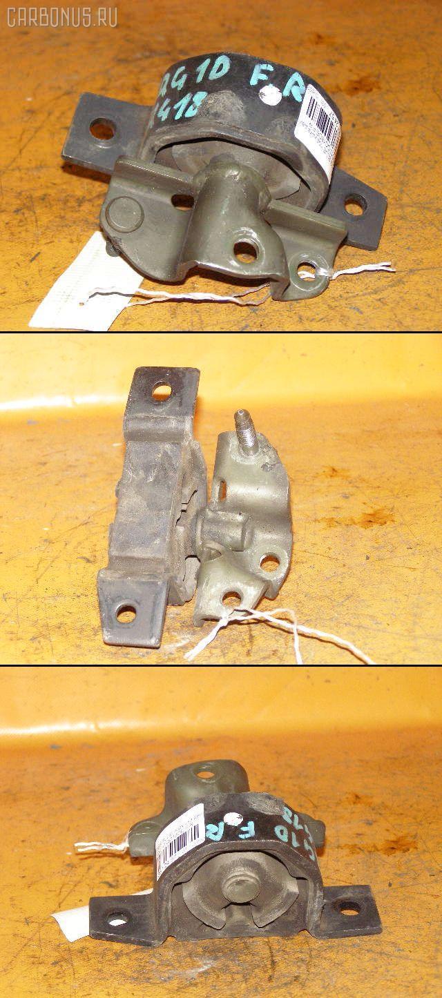 Подушка двигателя NISSAN BLUEBIRD SYLPHY QG10 QG18DE. Фото 1