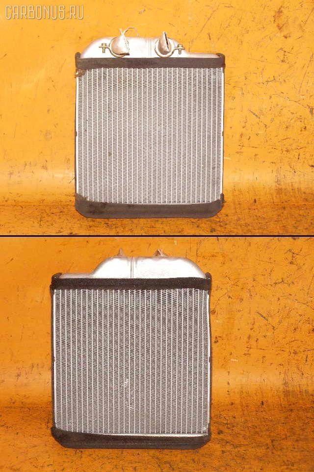 Радиатор печки TOYOTA CALDINA ST191G 3S-FE. Фото 2