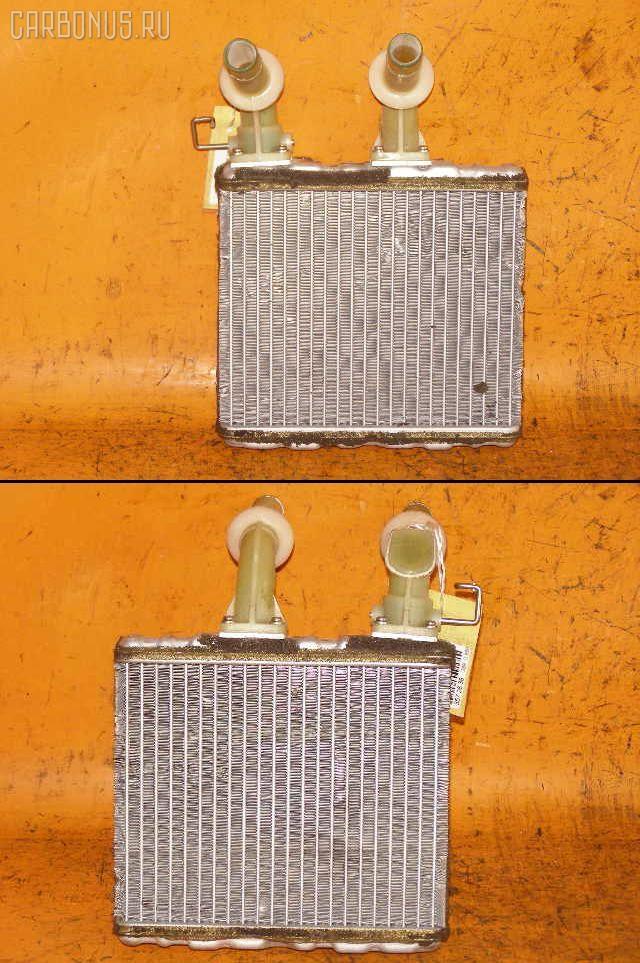 Радиатор печки NISSAN BLUEBIRD EU14 SR18DE. Фото 1