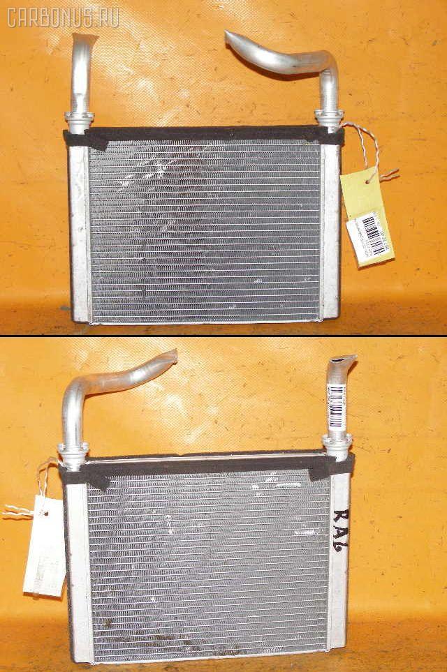 Радиатор печки HONDA ODYSSEY RA6 F23A. Фото 4