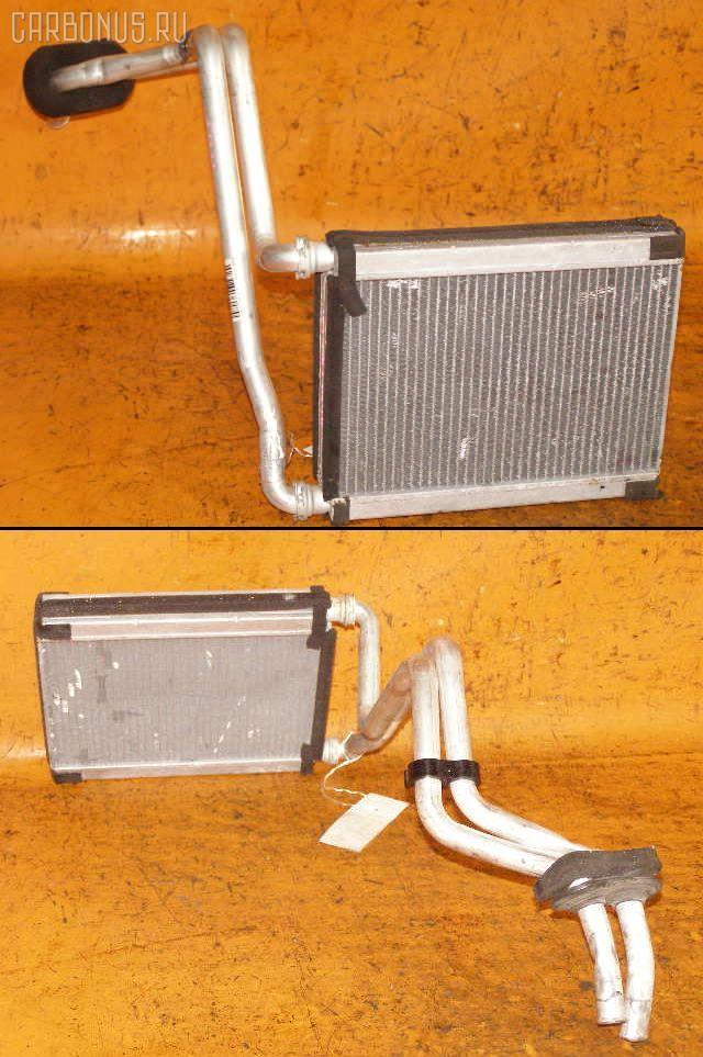 Радиатор печки TOYOTA PRIUS NHW10 1NZ-FXE. Фото 3