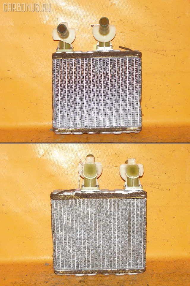 Радиатор печки NISSAN MARCH K11 CG10DE. Фото 2