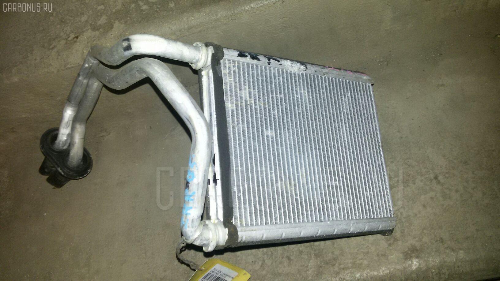 Радиатор печки TOYOTA VOXY ZRR75W 3ZR-FE Фото 2