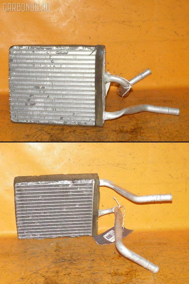 Радиатор печки SUBARU IMPREZA WAGON GF1 EJ15. Фото 1