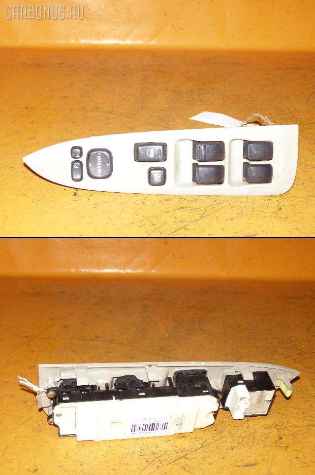 Блок упр-я стеклоподъемниками TOYOTA RAUM NCZ20. Фото 4