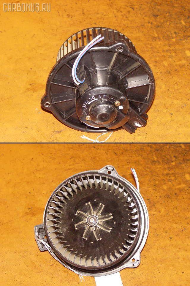 Мотор печки SUZUKI SWIFT HT51S. Фото 8