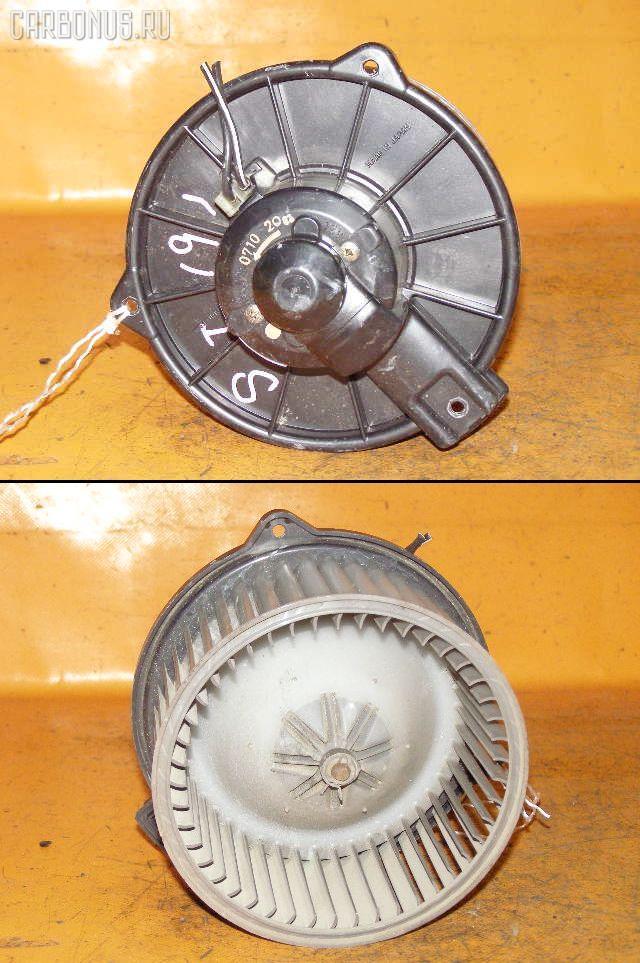 Мотор печки TOYOTA CALDINA ST191G. Фото 6