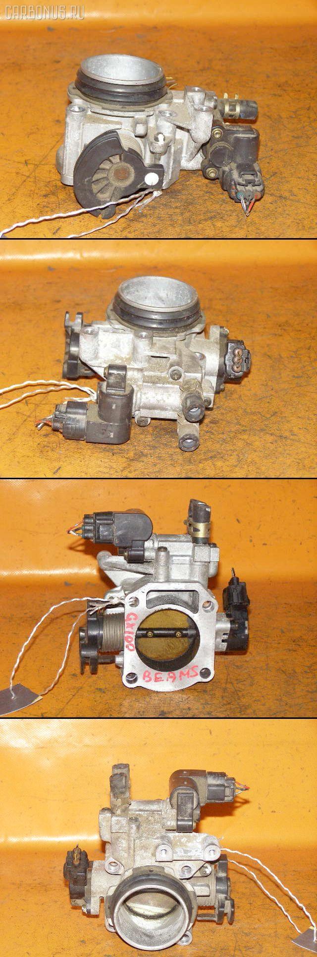 Дроссельная заслонка TOYOTA CHASER GX100 1G-FE. Фото 1