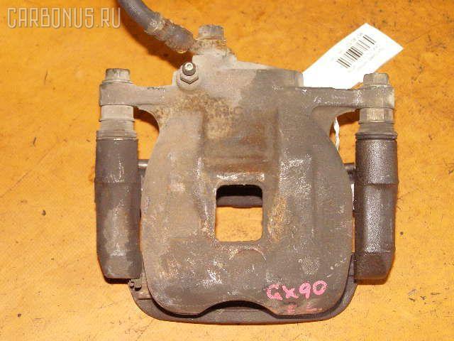 Суппорт TOYOTA CHASER GX90 1G-FE. Фото 1