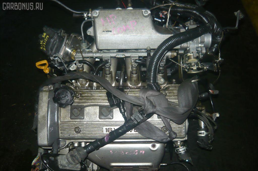 Двигатель TOYOTA CARINA AT192 5A-FE. Фото 11