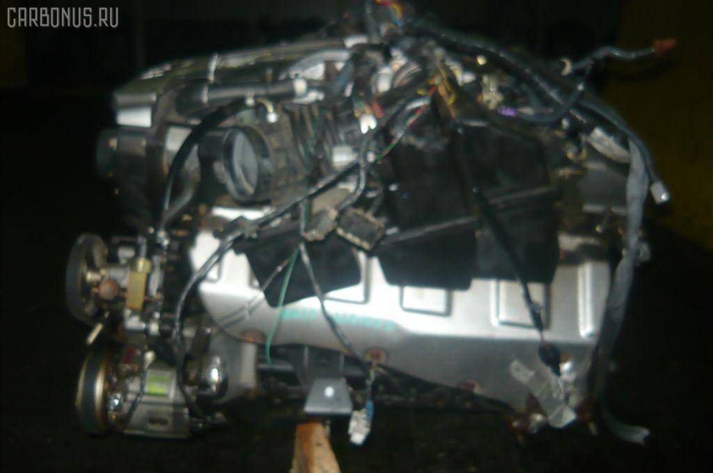 Двигатель NISSAN LAUREL HC35 RB20DE. Фото 2