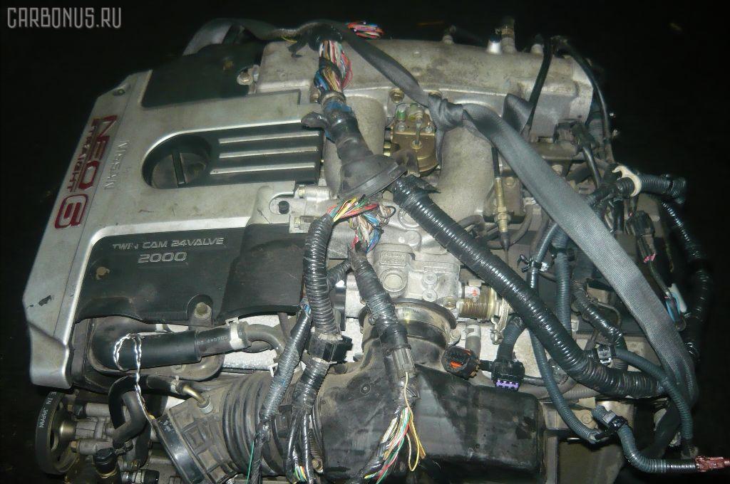 Двигатель NISSAN LAUREL HC35 RB20DE. Фото 3