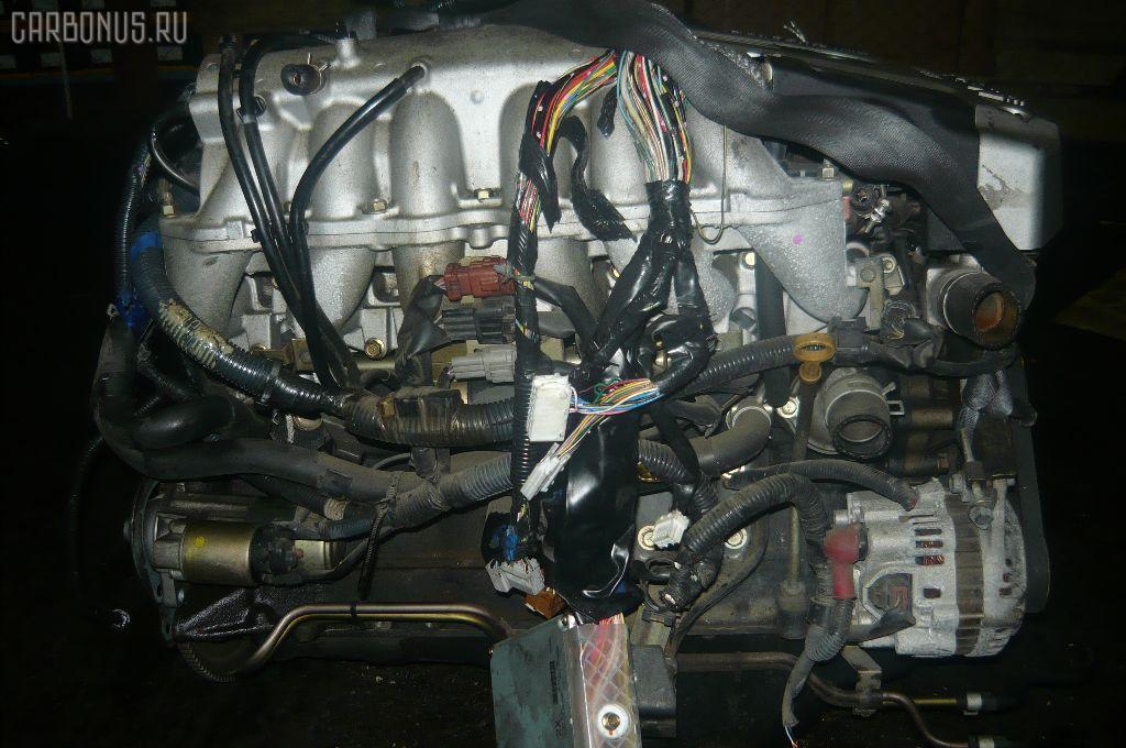 Двигатель NISSAN LAUREL HC35 RB20DE. Фото 4
