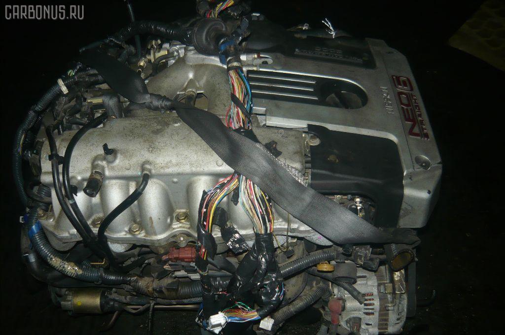 Двигатель NISSAN LAUREL HC35 RB20DE. Фото 5