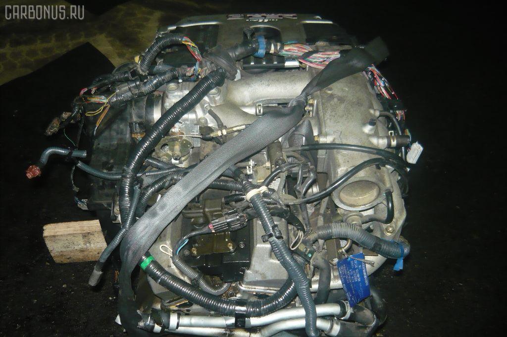 Двигатель NISSAN LAUREL HC35 RB20DE. Фото 6