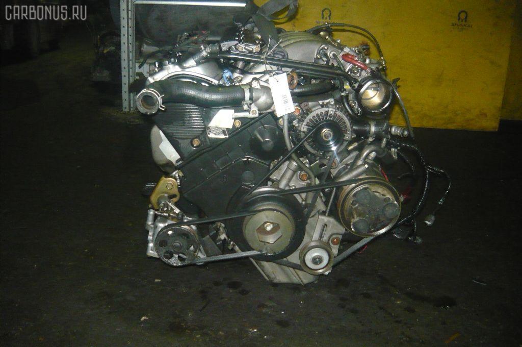 Двигатель HONDA RAFAGA CE4 G20A. Фото 10