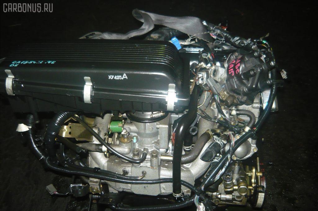 Двигатель NISSAN SUNNY FB14 GA15DE. Фото 3