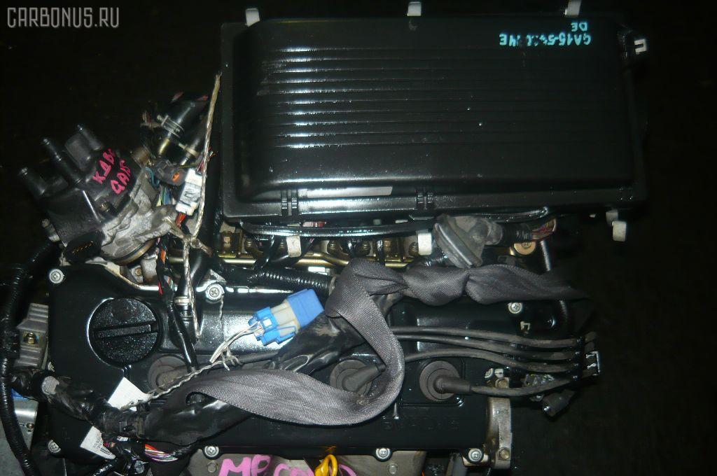 Двигатель NISSAN SUNNY FB14 GA15DE. Фото 4