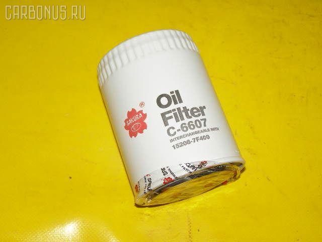 Фильтр масляный Nissan Фото 1