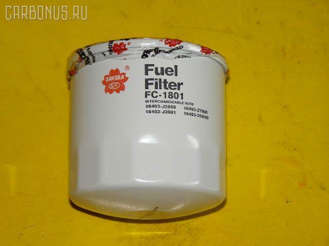 Фильтр топливный ISUZU ELF NKR56 4BA1. Фото 1