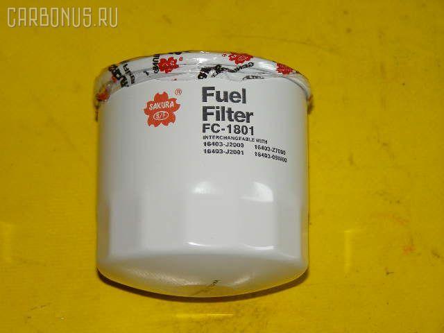 Фильтр топливный ISUZU ELF NKR56 4BA1. Фото 7