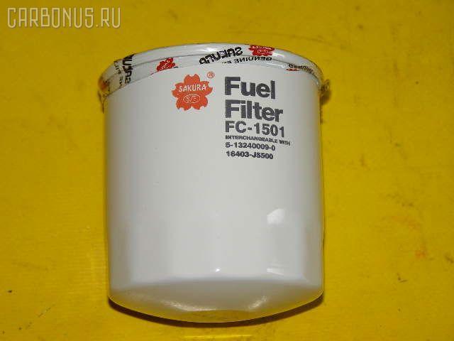 Фильтр топливный ISUZU ELF NKR56 4BA1. Фото 11