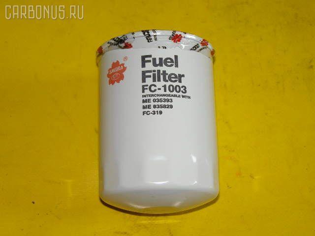 Фильтр топливный MITSUBISHI CANTER FE512 4M51. Фото 2