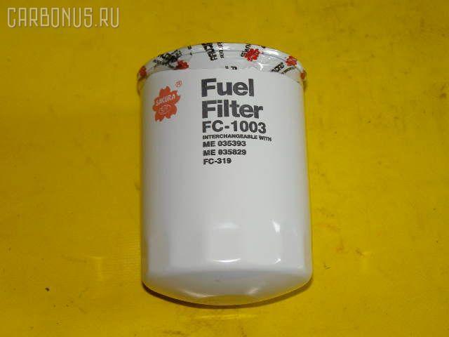 Фильтр топливный MITSUBISHI CANTER FE512 4M51. Фото 6