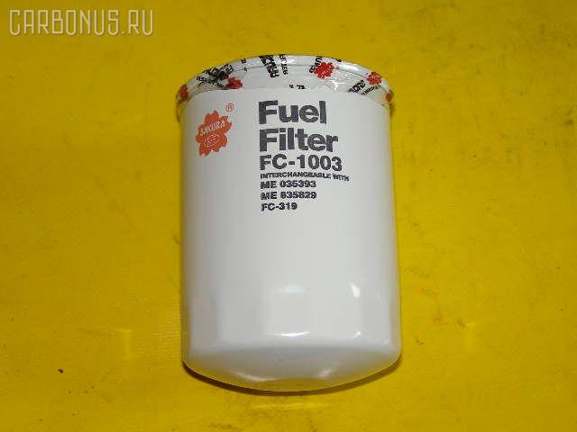 Фильтр топливный MITSUBISHI CANTER FE512 4M51. Фото 9