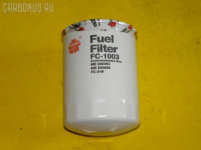 Фильтр топливный MITSUBISHI CANTER FE512 4M51. Фото 10