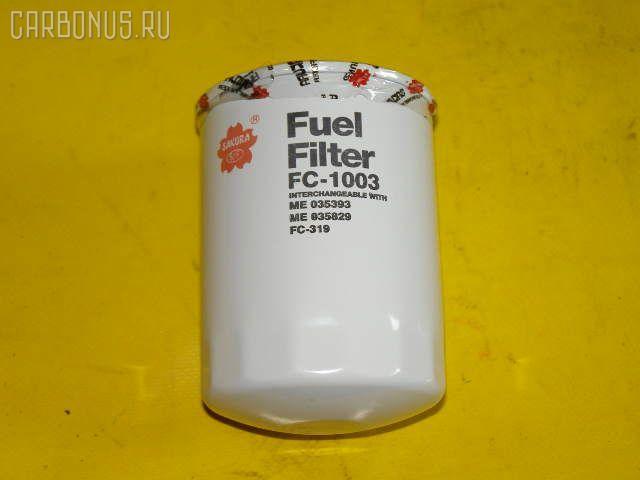 Фильтр топливный MITSUBISHI CANTER FE512 4M51. Фото 11