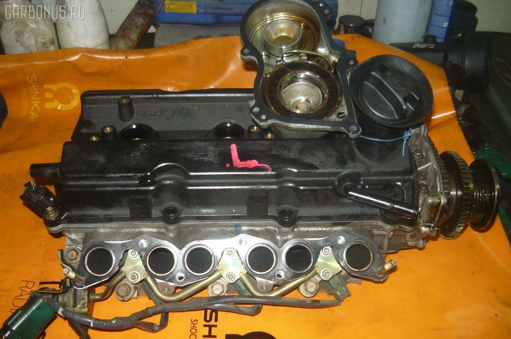 Головка блока цилиндров NISSAN SKYLINE V35 VQ25DD. Фото 1