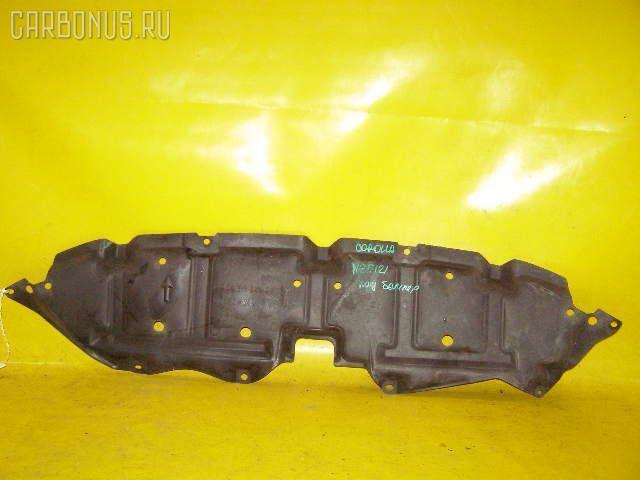 Защита двигателя TOYOTA COROLLA NZE121 1NZ-FE. Фото 2