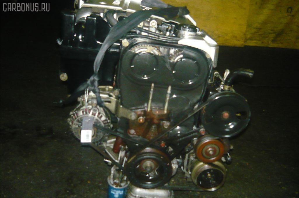 Двигатель MITSUBISHI GALANT EA1A 4G93. Фото 1