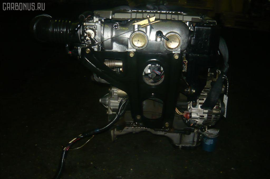 Двигатель MITSUBISHI GALANT EA1A 4G93. Фото 2