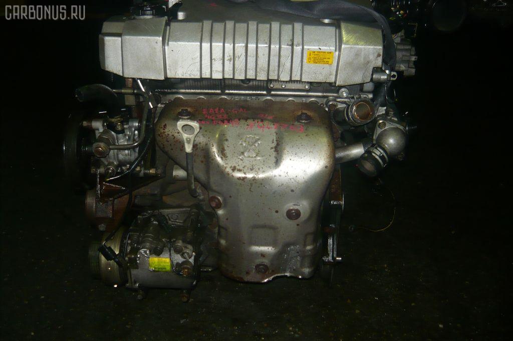 Двигатель MITSUBISHI GALANT EA1A 4G93. Фото 4
