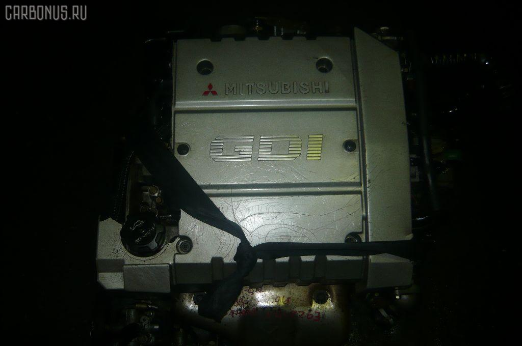 Двигатель MITSUBISHI GALANT EA1A 4G93. Фото 5