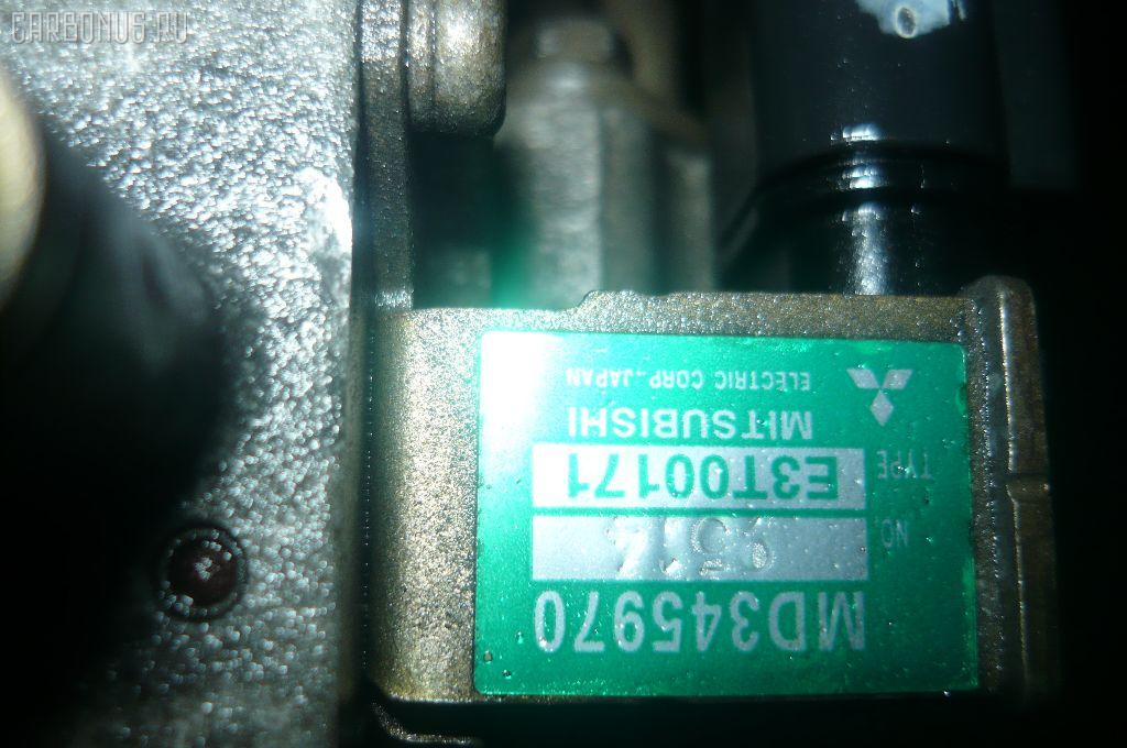 Двигатель MITSUBISHI GALANT EA1A 4G93. Фото 8