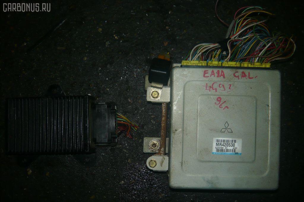 Двигатель MITSUBISHI GALANT EA1A 4G93. Фото 9