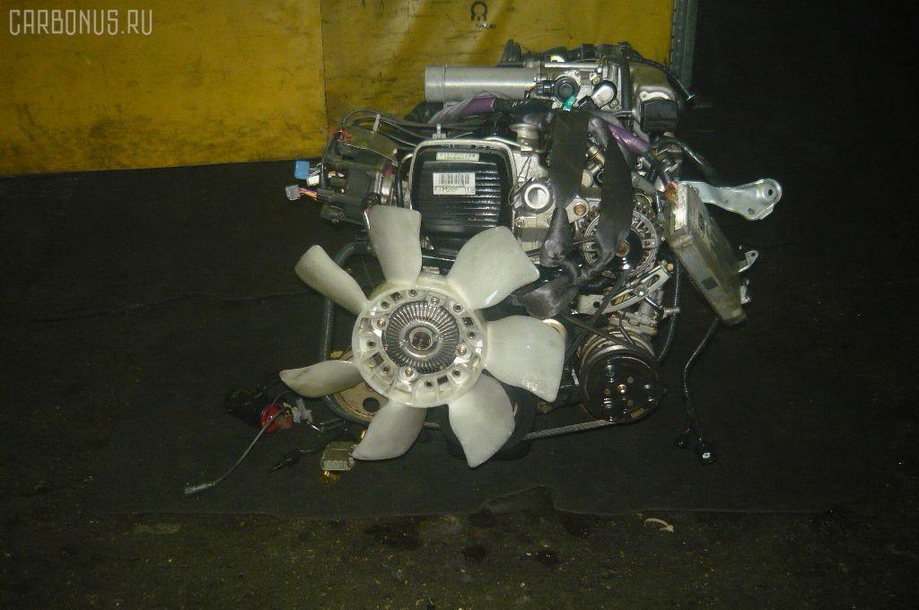 Двигатель TOYOTA CHASER GX100 1G-FE. Фото 2