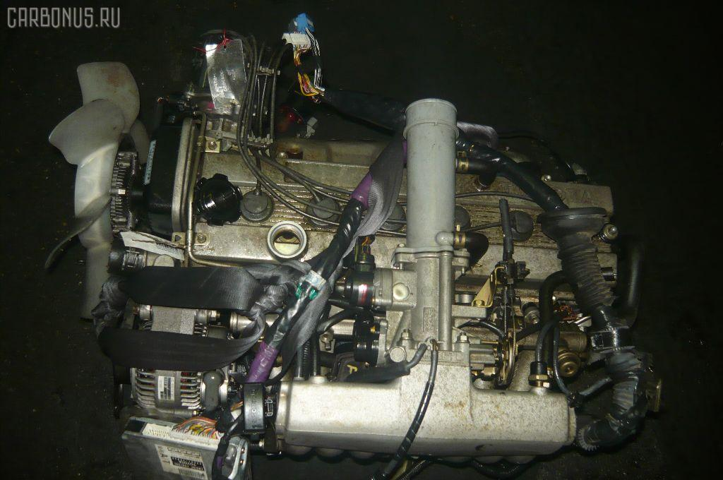 Двигатель TOYOTA CHASER GX100 1G-FE. Фото 3