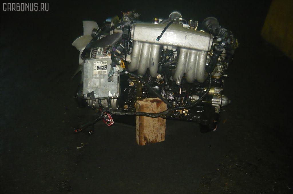 Двигатель TOYOTA CHASER GX100 1G-FE. Фото 5