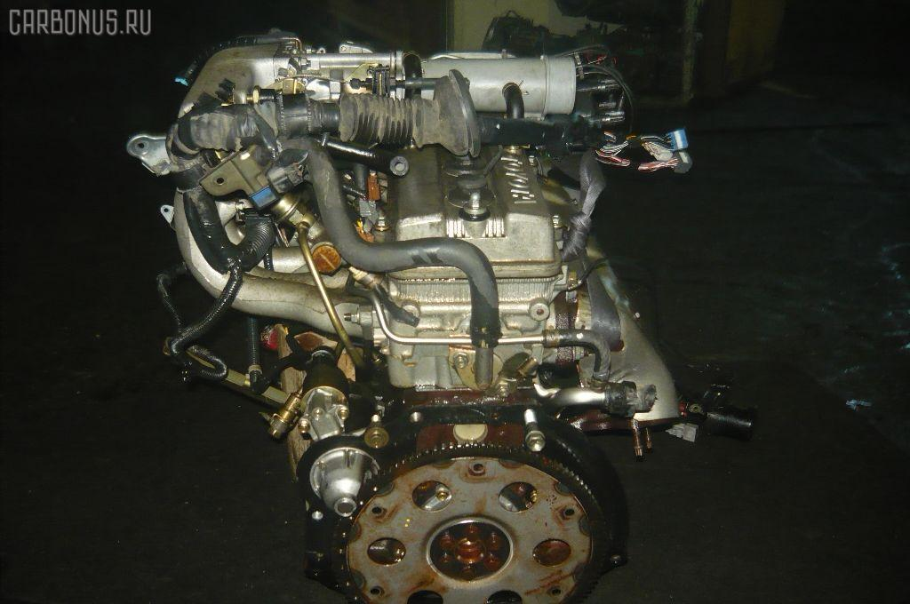 Двигатель TOYOTA CHASER GX100 1G-FE. Фото 6