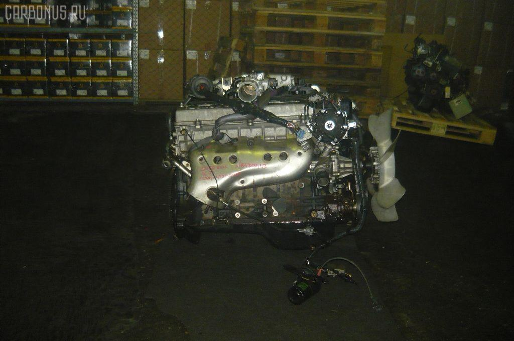 Двигатель TOYOTA CHASER GX100 1G-FE. Фото 7