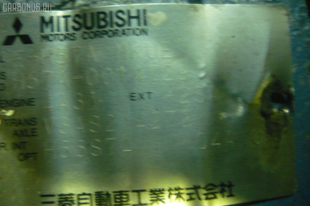 КПП автоматическая MITSUBISHI PAJERO JUNIOR H57A 4A31. Фото 10