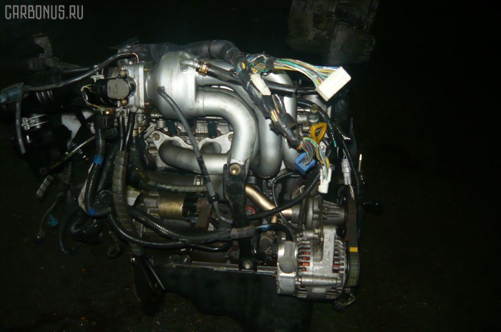 Двигатель TOYOTA CORSA EL51 4E-FE. Фото 10